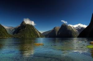 Milford Sound,Nueva Zelanda