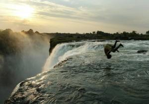 Piscina del Diablo Cataratas Victoria Zambia