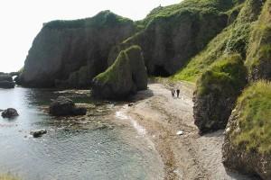 Cuevas de Cushendun